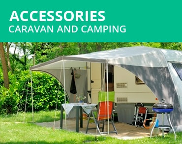 Accessories carvan and camping