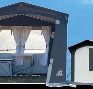 tiendas cocina camping