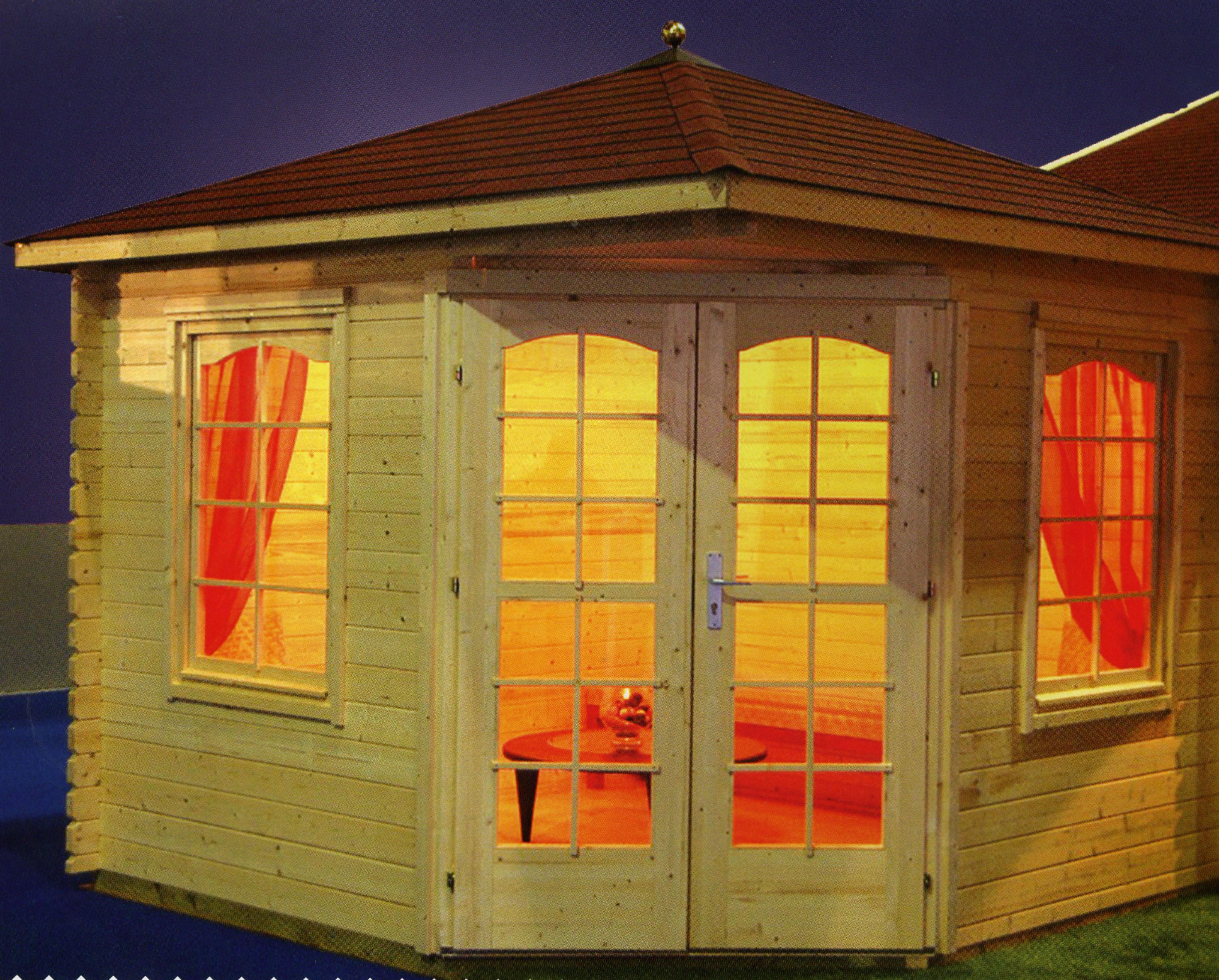 Movilrodan casita madera victoria b - Casas de madera en pontevedra ...