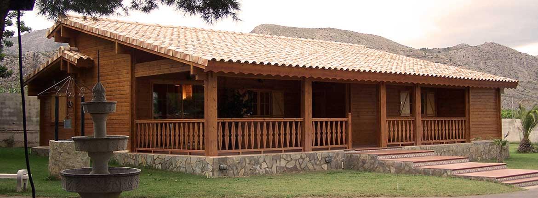 Casas y casitas de madera Movilrodan