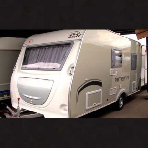 Caravana Across Arena 431 CDL