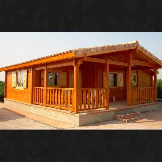Casa de 70 m2 y 14 m2 de porche
