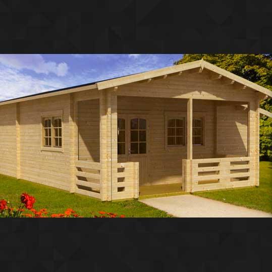 Modelo Manzanares 3 habitaciones