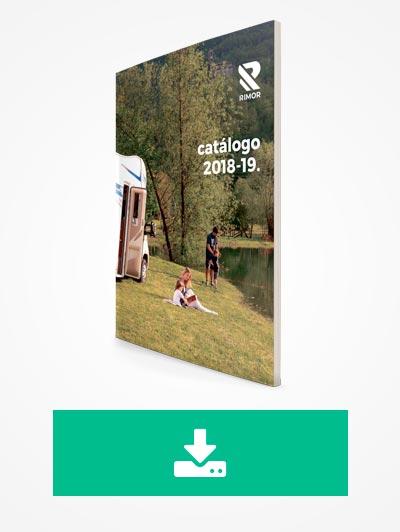 Descarga el catálogo de caravanas Rimor